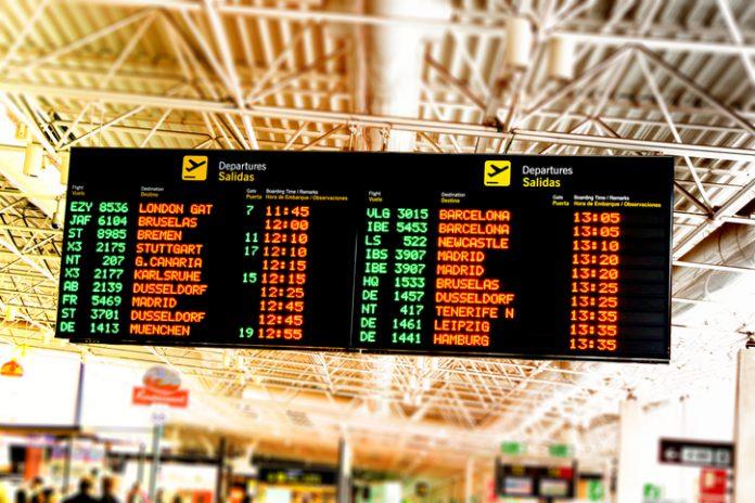 el pasado ejercicio con la cifra récord de 263,8 millones de pasajeros y un crecimiento interanual del 5,8 %