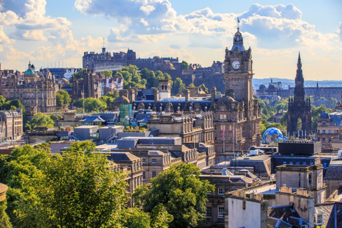 Hotel occupancy was the highest among all UK cities in 2017, at an average of 83.7 percent.