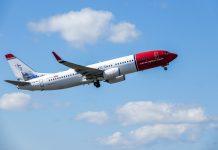 Norwegian transportó el año pasado a más de 37 millones de pasajeros
