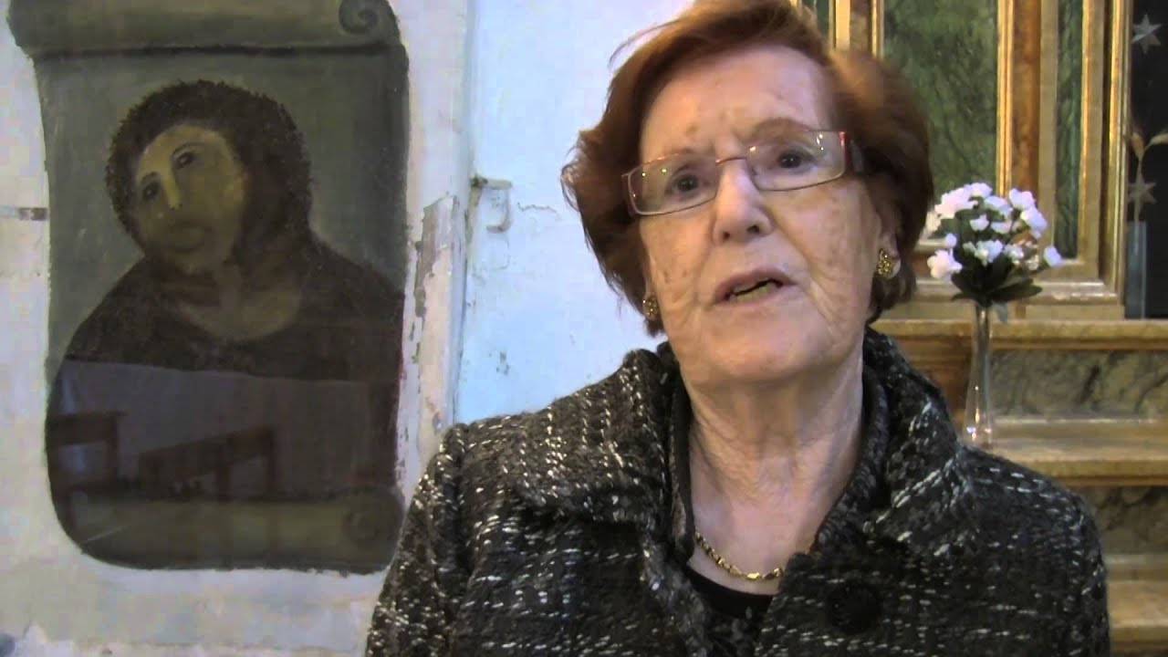 Cecilia Giménez.