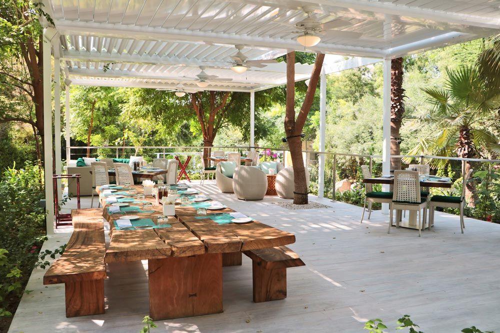 The Farm Restaurant-Al Barari DUBAI